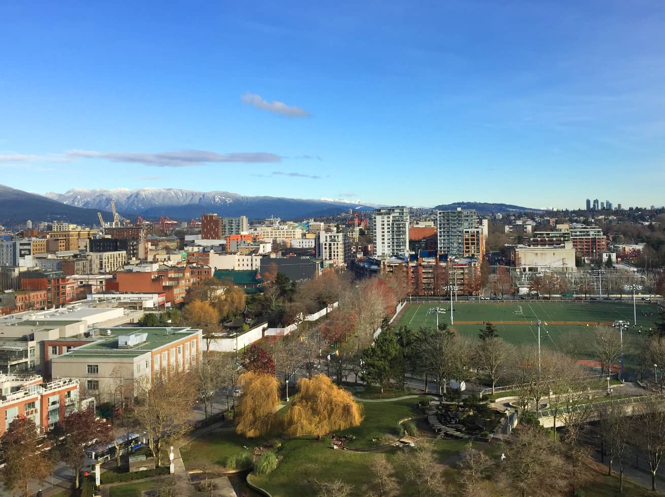 Vancouver vacation rentals firenze mountain view