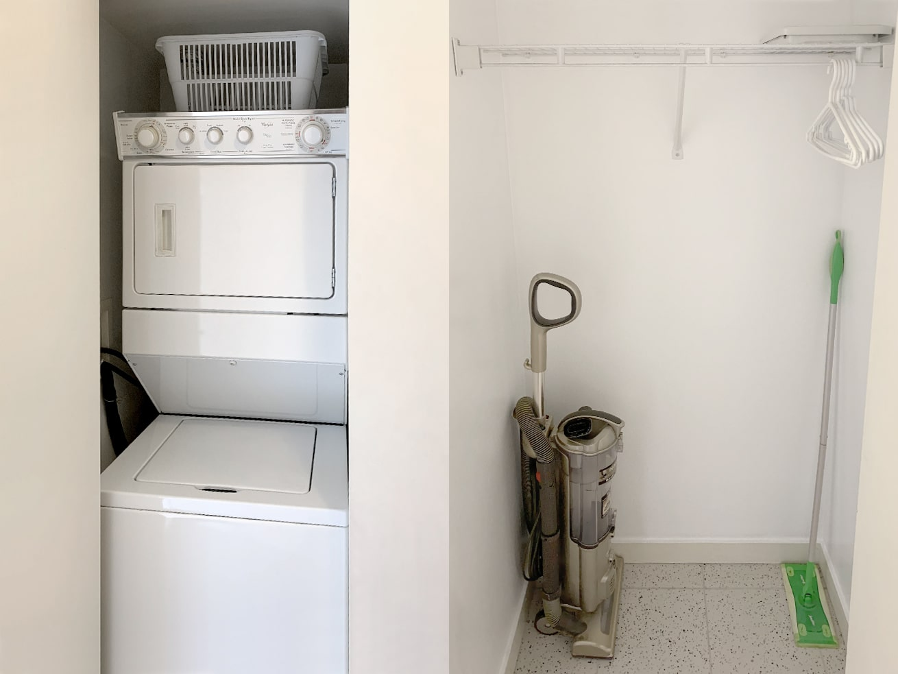 Yaletown apartment rentals max studio washer dryer closet