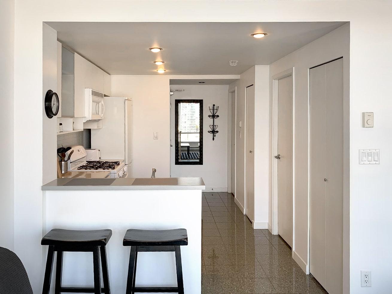 Vancouver apartment rentals max studio den bar stools