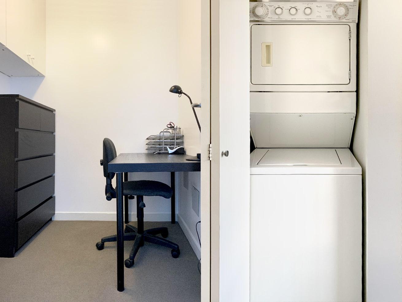 Vancouver apartment rentals max studio den washer dryer